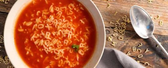 How Alphabet Soup Can Spell Success
