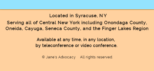 add your location to your advocacy website