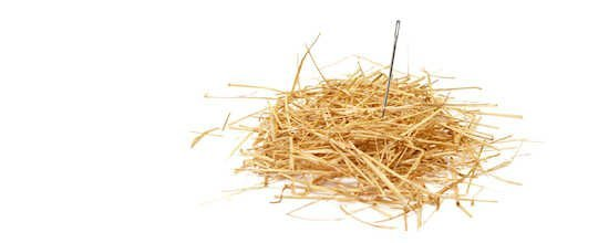 needle in a promotional haystack